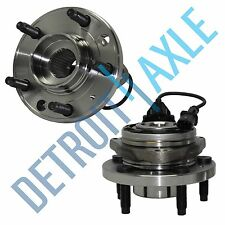 (2) Front or Rear Wheel Bearing & Hubs for 2007 2008 2009 2010 Saturn Sky w ABS