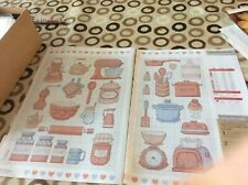 30 Retro baking patterns inc. mixer spoons etc  cross stitch chart only / 240