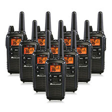 Midland Xtra Talk LXT600VP3 30 Mile Range 36 Channels Two Way Radio ( 10 Pack )