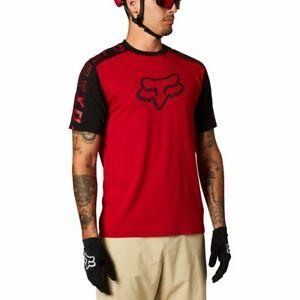 Fox Racing 2021 Ranger Drirelease s/s Short Sleeve Jersey Chili