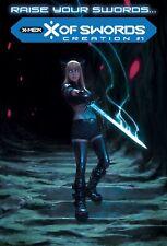 X-Men X of Swords Miguel Mercado Magik New Mutants Variant 9/23 Pre-Order NM