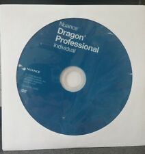 NEW NUANCE Dragon Professional Individual 15 Version 15.0 Genuine Software