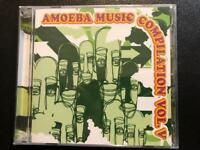 Amoeba Music Compilation Vol 4 (CD) New Sealed Ships 1st Class