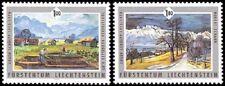 [CF5200] Liechtenstein 2006, Serie cuadros de Eugen Schuepp (MNH)