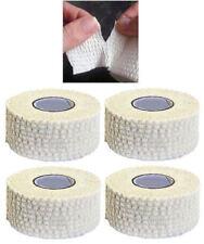 Soneka Tearable White Sports EAB Tape x 4, Rugby, Golf, Football etc 2.5cmx6.9m