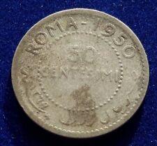 50 CENTESIMI 1950 Roma Somalia