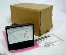 Newark Meter Relay 239-301A-RXRX-AC-S1 0-300 VAC Single Set