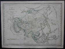 1810ca ASIA ANTIQUA acquaforte Franz Reißer China India Middle East Southeast