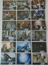 Stargate Continuum     Full 18  Card  Chase Set   SC1  -  SC18