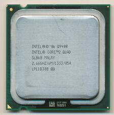 Intel Core2 Quad Q9400 2.66 GHz CPU Socket LGA775 Desktop Computer Processor