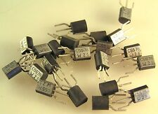BC 557B Amplifier Transistor PNP TO 92 Style Joggled 5mm Legs 20 Pieces OM122