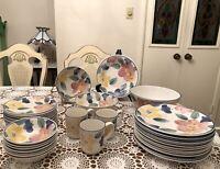 Vintage-Johnson Bros - MARIE - dinnerware Set- . EUC England - 38 Pieces