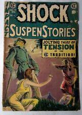 Shock Suspenstories #17 GD/VG FILLER COPY 1954 Complete See Description EC Comic