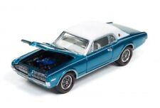 1/64 JOHNNY LIGHTNING CLASSIC GOLD 3C 1968 Mercury Cougar XR7-G (50th Anniversar