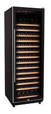 Swisscave vino clima armario 220 fl., vino armario de refrigeración con 13 almacenadas holzausz.