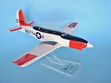 "Vintage Beechcraft NAVY T-34C ""Turbo Mentor"" Desk Top Model Airplane"