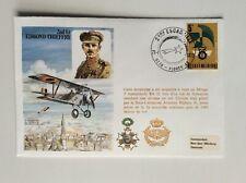 Belgium Commemorative Stamp Event - 2nd Lt Edmond Thieffry - 21st January 1978