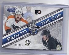 12-13 2012-13 CERTIFIED COUTURIER EVGENI MALKIN QUARTERFINALS PATH TO THE CUP 44
