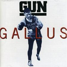 GUN - Gallus / A&M RECORDS CD 1992