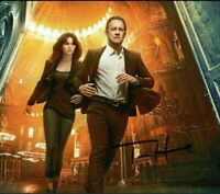 "TOM HANKS SIGNED AUTOGRAPHED PHOTO MOVIE ""INFERNO"" 8X10 COA AUTHENTIC"