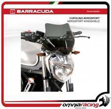 Barracuda cupolino AEROSPORT colore fume' scuro per Yamaha FZ6 S2 2007>
