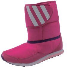Adidas Seneo Snowstripes Kinderstiefel pink/lila Winterstiefel Boots NEU