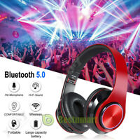 Pro 3.5mm Gaming Headset W/ Mic For XBOX One Wireless PS4 Headphones Microphone