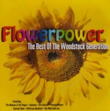 Flower Power-The best of the Woodstock Generation Mamas & The Papas, Sa.. [2 CD]
