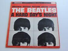THE BEATLES ORIGI otieno 1964 CANADESE LP UN Rigido Giorni Notte STEREO Press Canada