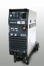 Celortronic® MIG 300 (400 V), MIG/MAG Kompakt-Schutzgasschweißmaschine