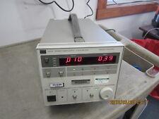 HP Agilent Keysight 6033A System Power Supply (0-20V/0-30A/200W) Warranty