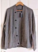 NWT- A&F Abercrombie & Fitch  Men Wool-Blend Cardigan (Men Size M)