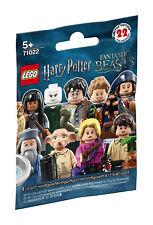 71022 Lego Harry Potter & Fantastic Beasts Minifigures includes x1 Random Figure