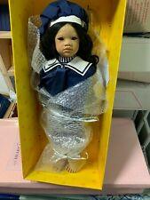 Annette Himstedt Doll Kima 70 Cm. Very Good Condition