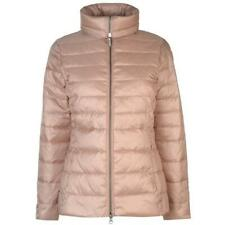 Barbour Drovers Quilted Jacket Coat Size 10 UK Nude Pink £169