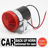 AU 12-24V 105DB Car Reversing Alarm Back Up Horn / Reverse Siren Beeper Buzzer