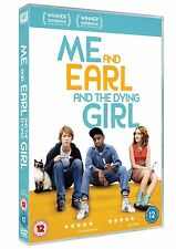 ME AND EARL AND THE DYING GIRL - DVD FILM