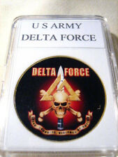 US ARMY DELTA FORCE Commemorative Challenge Coin