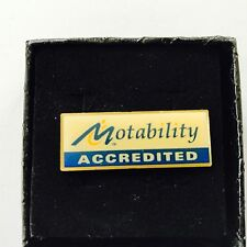 Vauxhall MOTABILITY Badge  Enamel Collectors Item  Great Condition Freepost