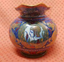 ICAP Gualdo Tadino Brocca maiolica ceramica primi 900 Pascucci - B17