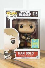 Funko Pop Vinyl Star Wars - No 115 Han Solo 2016 SC