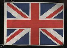 Bandiera 20x30 in stoffa anni80  Gran Bretagna Inghilterra