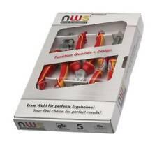 Nws Zangensatz Inhalt 5 teilig VDE für SoftG ripp und System Clip-Set