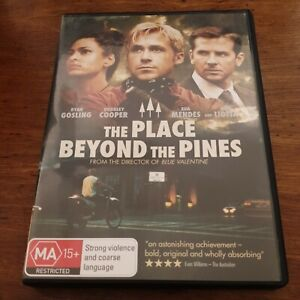 The Place Beyond the Pines DVD R4 Like New! FREE POST