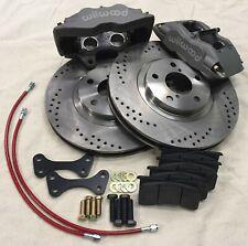 "Big Brake kit fits Toyota pickup 2WD 84-95 13"" 4 piston Wilwood calipers"