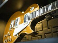 DiMavery LP-800 Goldtop - E-Gitarre vom Fachhandel