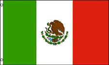 Mexico Flag Mexican Banner Country Pennant Bandera Mexicana 2x3 ft Outdoor