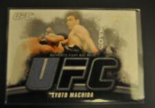 2010 Topps UFC Knockout Fight Mat Relic Lyoto Machida #'d 24/288 UFC 76