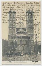 AK Cologne st Gereon église, Gel. 1908 (x517)