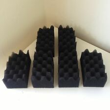 6 x Compatible Fluval Bio-Foam Filter Pads suitable for 304/305/306/404/405/406